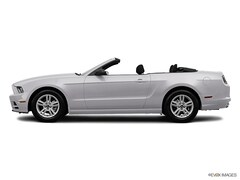 2013 Ford Mustang Convertible 1ZVBP8EM0D5229167 Palm Springs