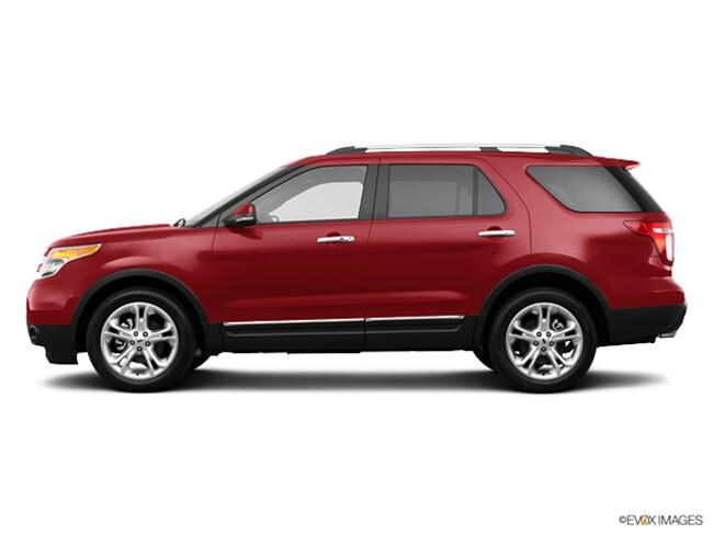 2013 Ford Explorer Limited 4x4 V6 SUV