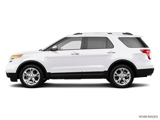 Used 2013 Ford Explorer Limited SUV in Leesville, LA