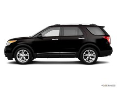 2013 Ford Explorer Limited 4x4 with Navigation, Moon Roof, Tow Packag 4WD  Limited