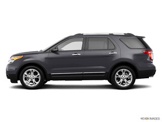 Used 2013 Ford Explorer Limited SUV 1FM5K8F88DGA64002 for sale near Milwaukee