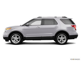 Used 2013 Ford Explorer Limited SUV E113794A for sale in Boston, MA