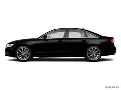 2013 Audi A6 2.0T Quattro Premium Plus Sedan