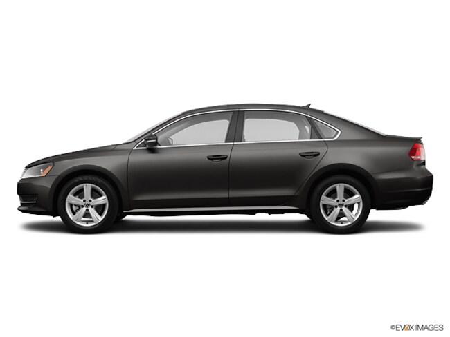 2013 Volkswagen Passat 2.5L SE w/Sunroof/PZEV Sedan