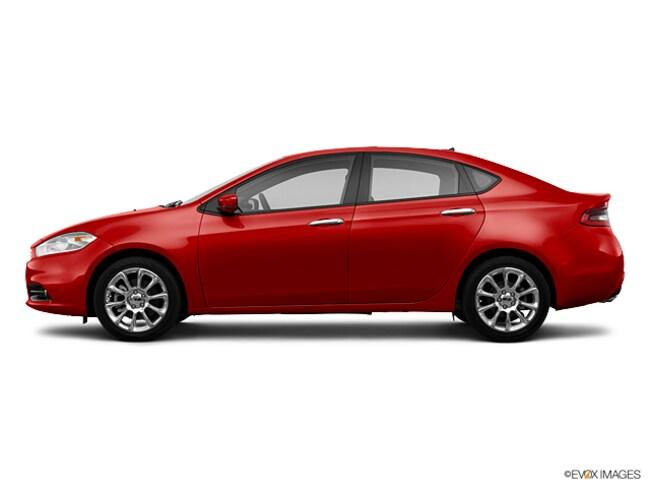 2013 Dodge Dart Limited/GT Sedan
