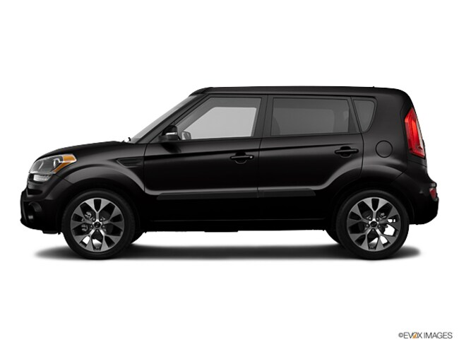 2013 Kia Soul Exclaim Hatchback