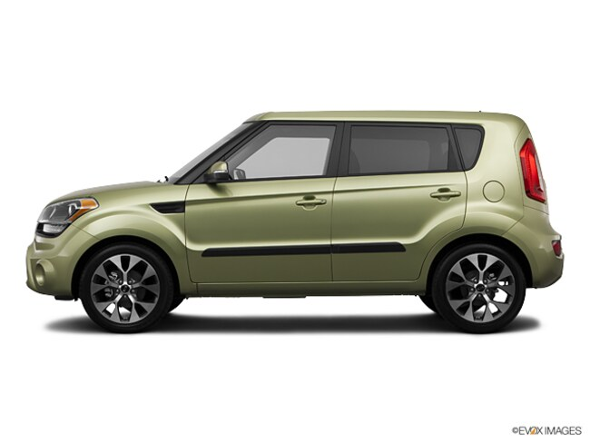 New 2013 Kia Soul Base Wagon DeLand