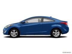 2013 Hyundai Elantra GS Coupe