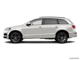 2013 Audi Q7 3.0 TDI Premium (Tiptronic)