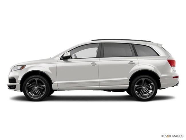 used 2013 Audi Q7 3.0 TDI Premium (Tiptronic) SUV in kalamazoo mi