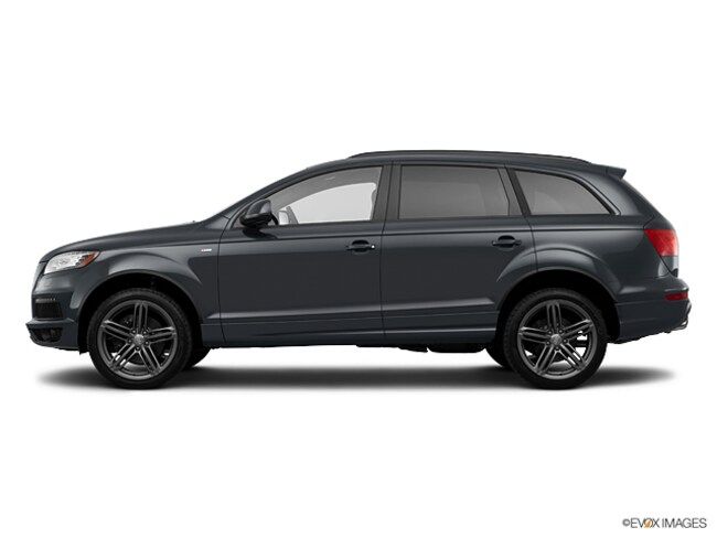 Pre-Owned 2013 Audi Q7 3.0 TDI Premium SUV for sale in Latham, NY