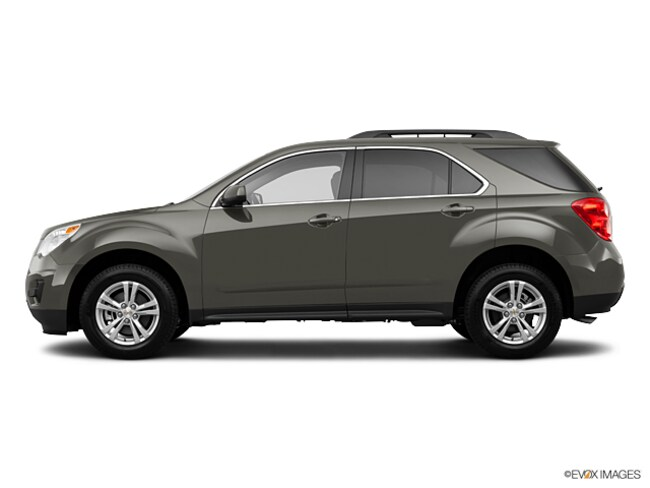 2013 Chevrolet Equinox LT SUV for sale at Terry Auto Group