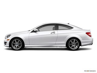 Pre-Owned 2013 Mercedes-Benz C-Class C 250 Coupe for sale in McKinney, TX