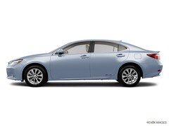 Used 2013 LEXUS ES 300h Sedan For Sale in Santa Barbara