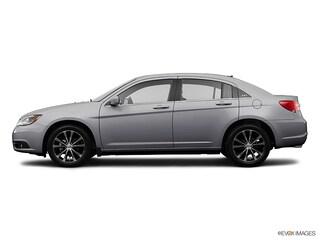 Used 2013 Chrysler 200 LX Sedan Butler, OH