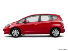 2013 Honda Fit Base Hatchback