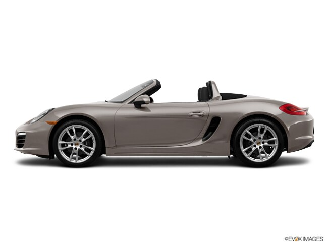 Certified Pre-Owned 2013 Porsche Boxster 2dr Roadster for sale in Irondale, AL