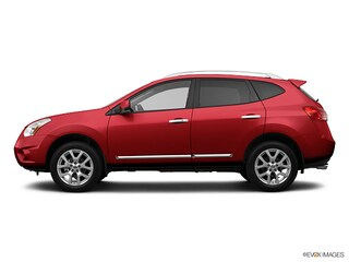 2013 Nissan Rogue SL AWD SV w/SL Package  Crossover in Kingsport, TN