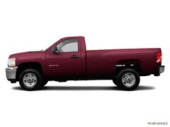 2013 Chevrolet Silverado 2500HD WT Truck Regular Cab