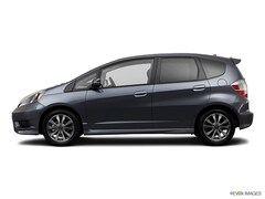 2013 Honda Fit Sport Hatchback
