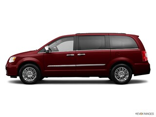 2013 Chrysler Town & Country Touring Mini-van, Passenger