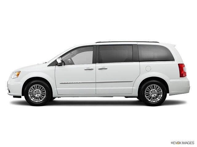 2013 Chrysler Town & Country Van LWB Passenger Van
