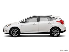 Certified Used 2013 Ford Focus Titanium Hatchback in Randolph, OH