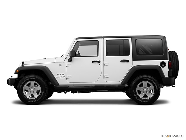 Used 2013 Jeep Wrangler Unlimited Unlimited Sahara SUV In Peoria IL