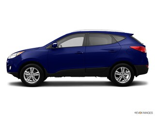Used vehicle 2013 Hyundai Tucson GLS SUV for sale in Albuquerque, NM