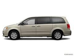 Used 2013 Dodge Grand Caravan SXT Van for sale in Decatur, IL