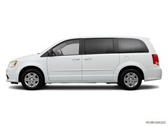 2013 Dodge Grand Caravan American Value Pkg Van