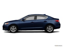 2013 Acura ILX 5-Speed Automatic Sedan