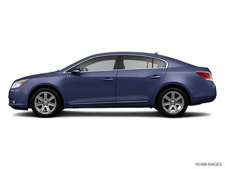 Used 2013 Buick LaCrosse Leather Sedan in Boston, MA