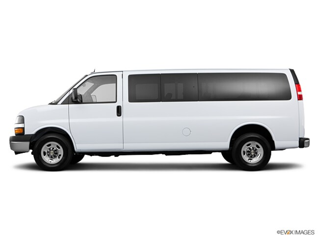 5fe4823f3b Used 2013 Chevrolet Express 3500 LT Van Extended Passenger Van in the Bay  Area