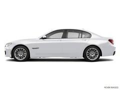 2013 BMW 7 Series 750Li xDrive Sedan