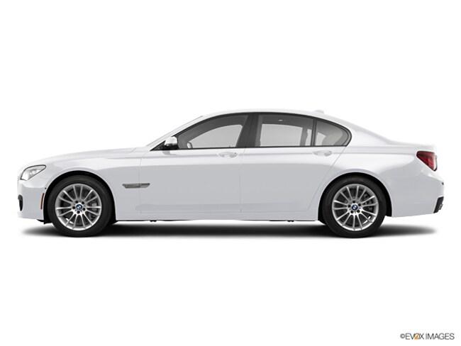 2013 BMW 750Li xDrive 750Li Xdrive AWD Sedan