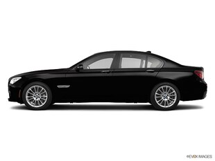 2013 BMW 7 Series 750Li Xdrive Sedan