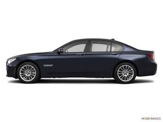 2013 BMW 750Li xDrive Sedan