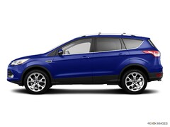 Certified 2013 Ford Escape Titanium SUV for sale at Sloan Ford in Exton, PA