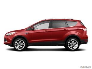 2013 Ford Escape Titanium SUV 1FMCU0J93DUC13694