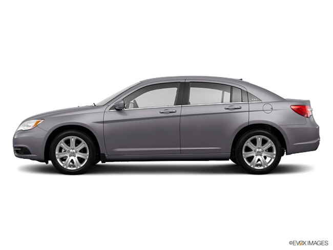 Used 2013 Chrysler 200 Touring Sedan Eugene, OR