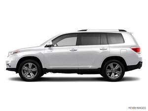 2013 Toyota Highlander Base Plus V6