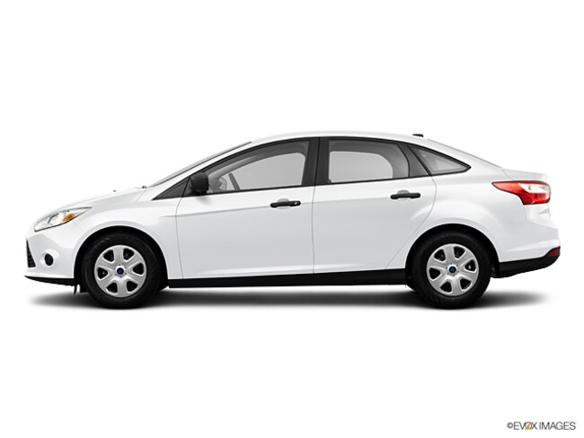 Pre-Owned 2013 Ford Focus S Sedan for sale in East Silver City, NM