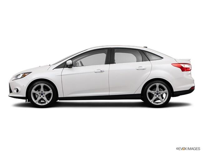 Used 2013 Ford Focus Titanium Sedan for Sale in Santa Maria, CA