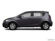 2013 Chevrolet Sonic LT Manual Hatchback