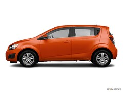 Used 2013 Chevrolet Sonic LT Auto Hatchback In Portland, ME