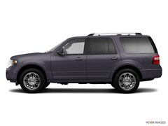 2013 Ford Expedition Leather