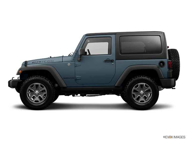 2013 jeep wrangler rubicon anniversary edition for sale