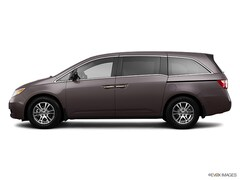 Used 2013 Honda Odyssey EX-L Van for sale in Parkersburg, WV