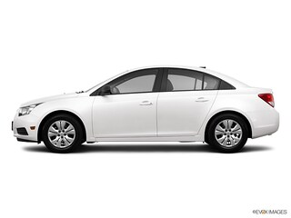 Used 2013 Chevrolet Cruze LS Sedan O65998A in Seekonk, MA